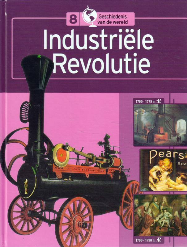 Geschiedenis van de industriële revolutie tot de verlichting ...