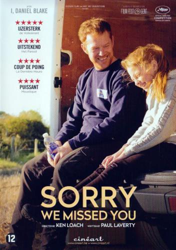 Sorry we missed you    ( DVD-VIDEO ) - LOACH, Ken