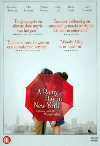 A rainy day in New York   ( DVD-VIDEO ) - ALLEN, Woody