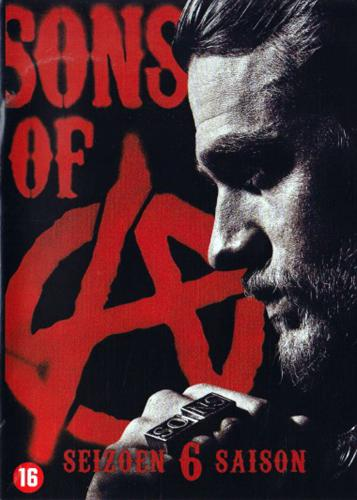Sons of anarchy : seizoen 6    ( DVD-VIDEO ) - SONS