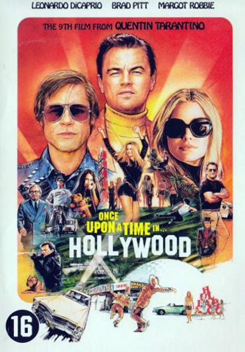 Once upon a time in... Hollywood    ( DVD-VIDEO ) - TARANTINO, Quentin