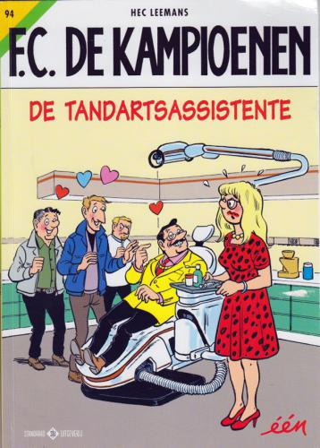 De tandartsassistente - LEEMANS, Hec